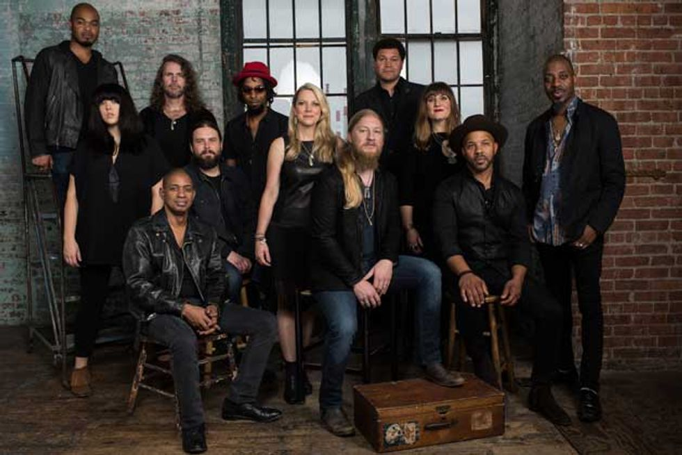 Tedeschi Trucks Band Announces First Tour Dates of 2019