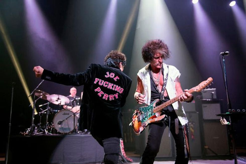 Joe Perry Releases New Single and Announces Tour Dates