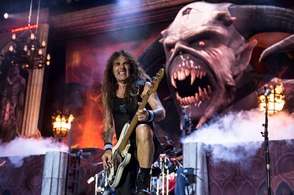 Iron Maiden Announces 2019 Tour Premier Guitar