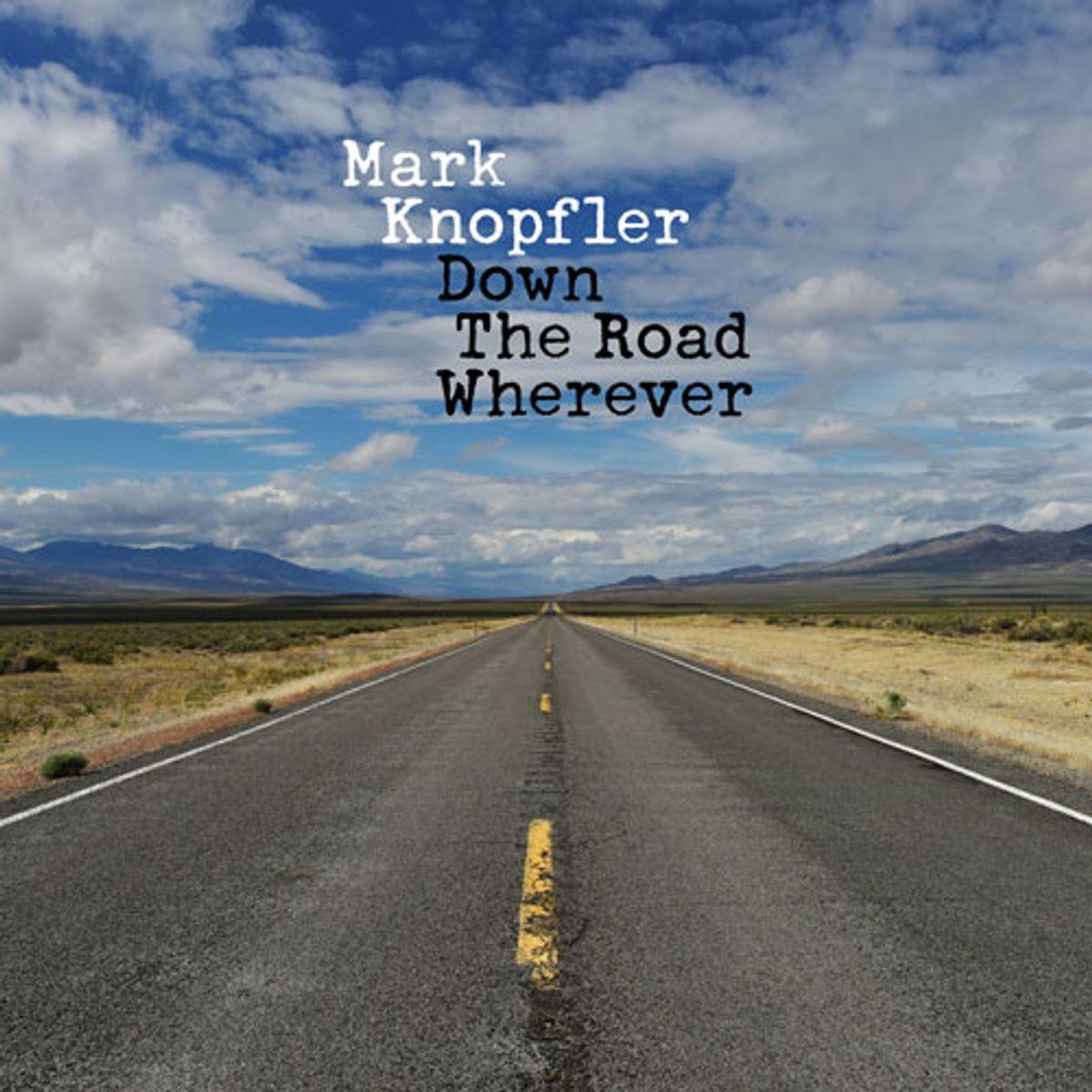 """Listen to Mark Knopfler's """"Back On The Dance Floor"""""""