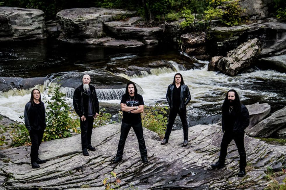 "Listen to Dream Theater's ""Fall Into the Light"""
