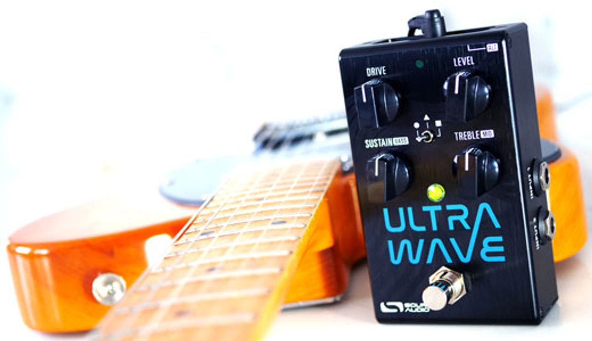Source Audio Unveils the Ultrawave Multiband Processor