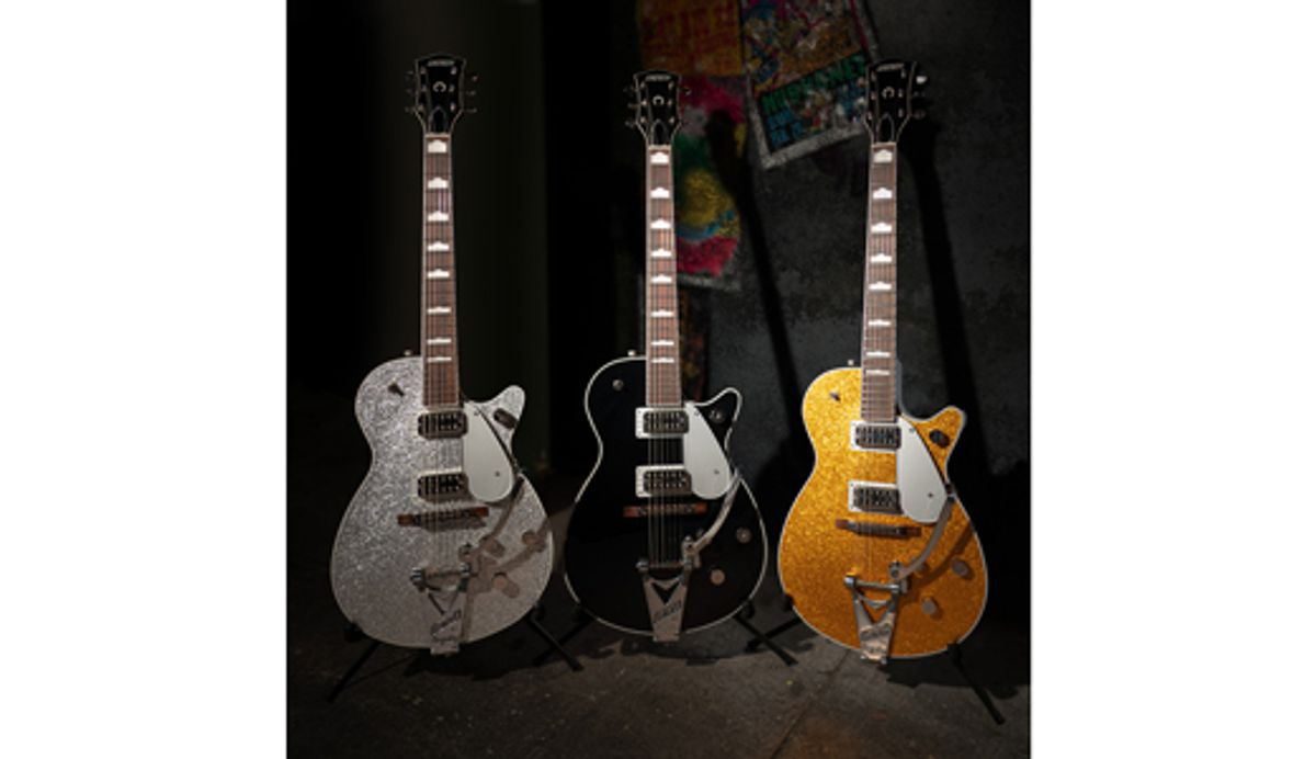 Gretsch Releases All-New Vintage Select '89 Jet Models