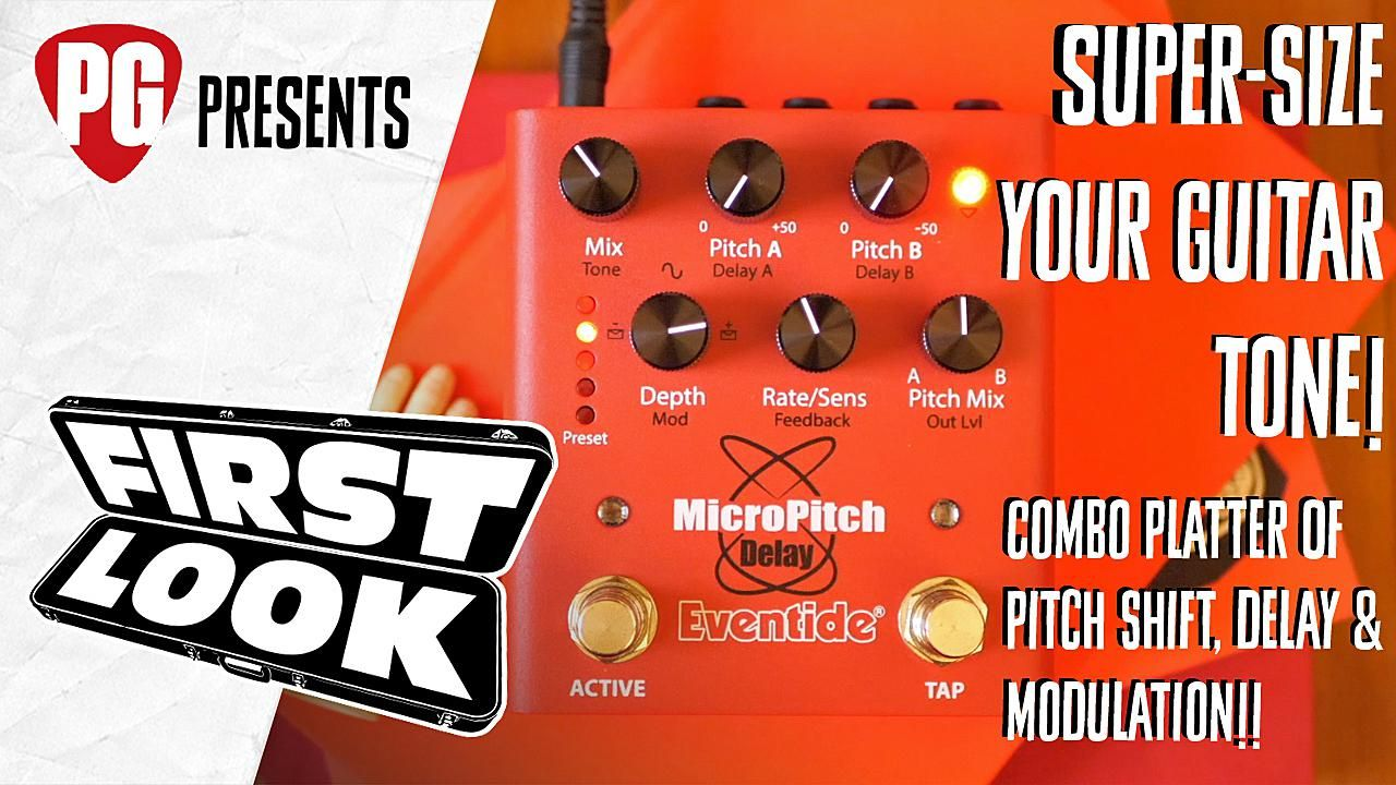 First Look: Eventide MicroPitch Delay
