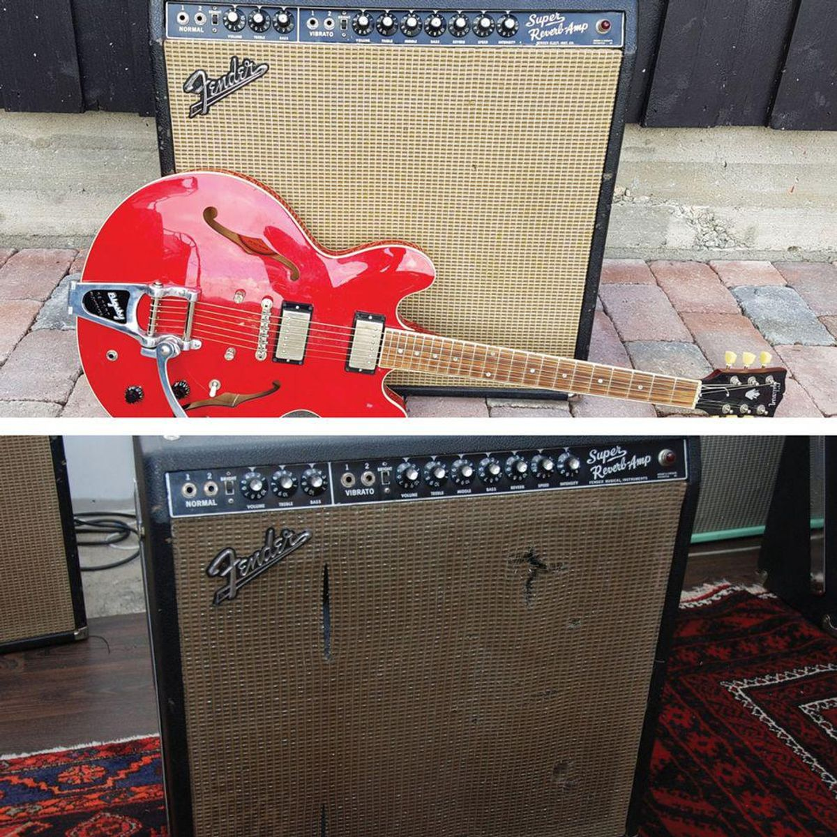 Meet My 1965 Super Reverb—The Greatest Amp I've Ever Played