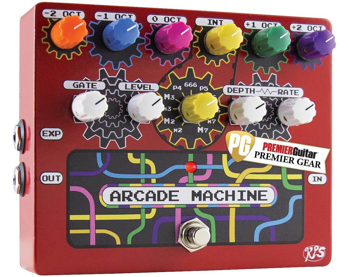 RPS Effects Arcade Machine