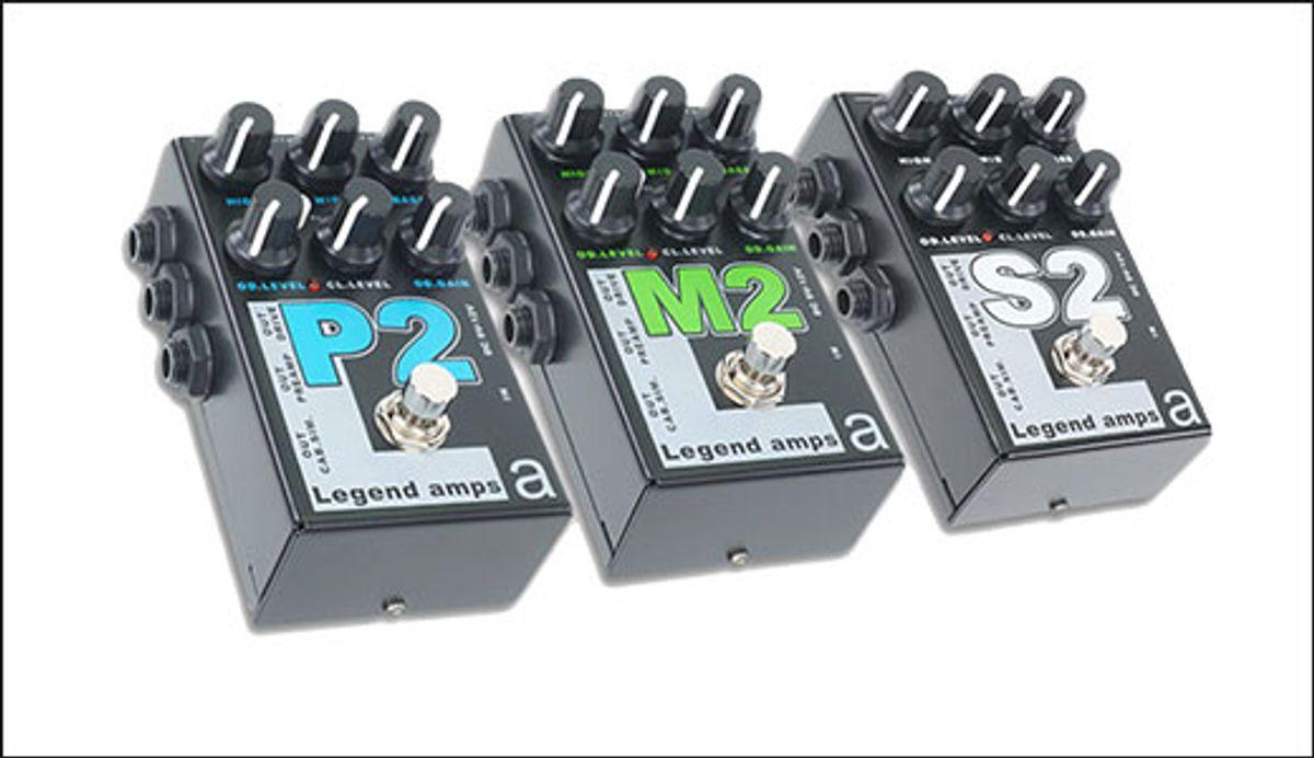 Osiamo Unveils AMT Legend Amps 2 Series