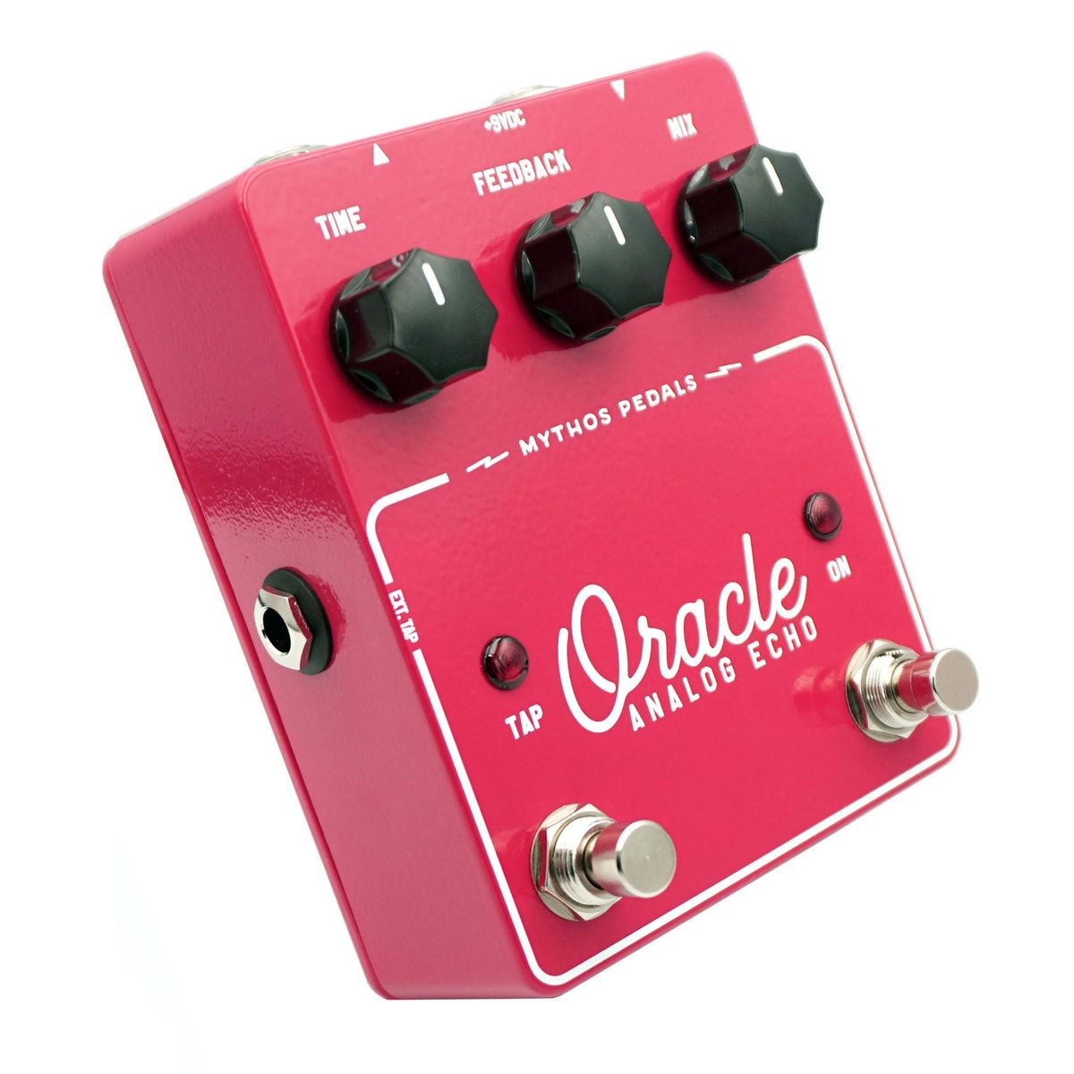 Mythos Pedals Unveils the Oracle Analog Echo