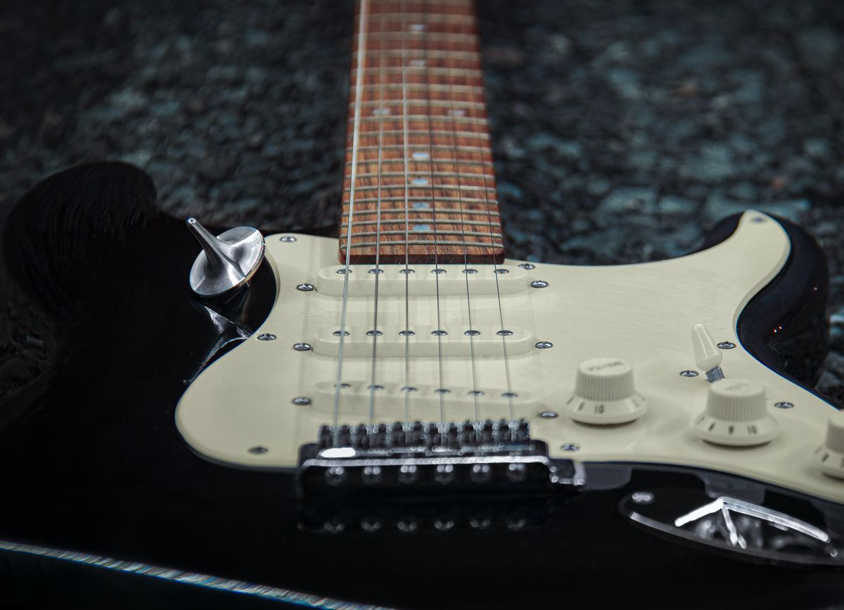 Mod Garage: How to Shield Single-Coil Pickup Covers