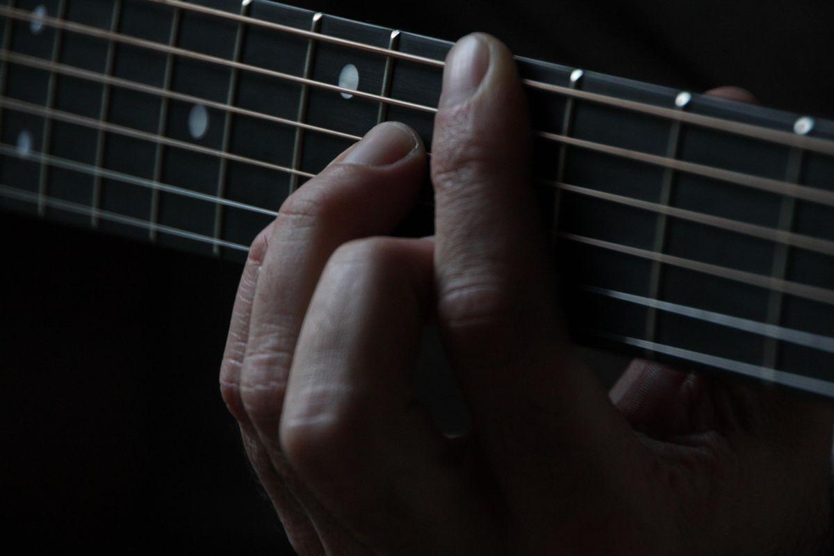 Guitar chord