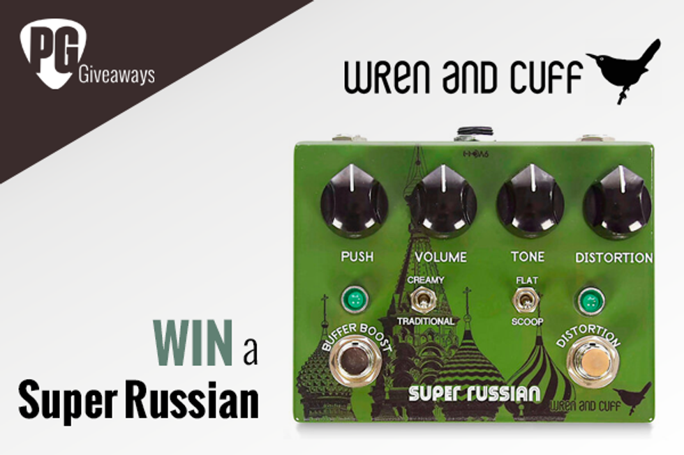 PG Giveaways: Wren and Cuff