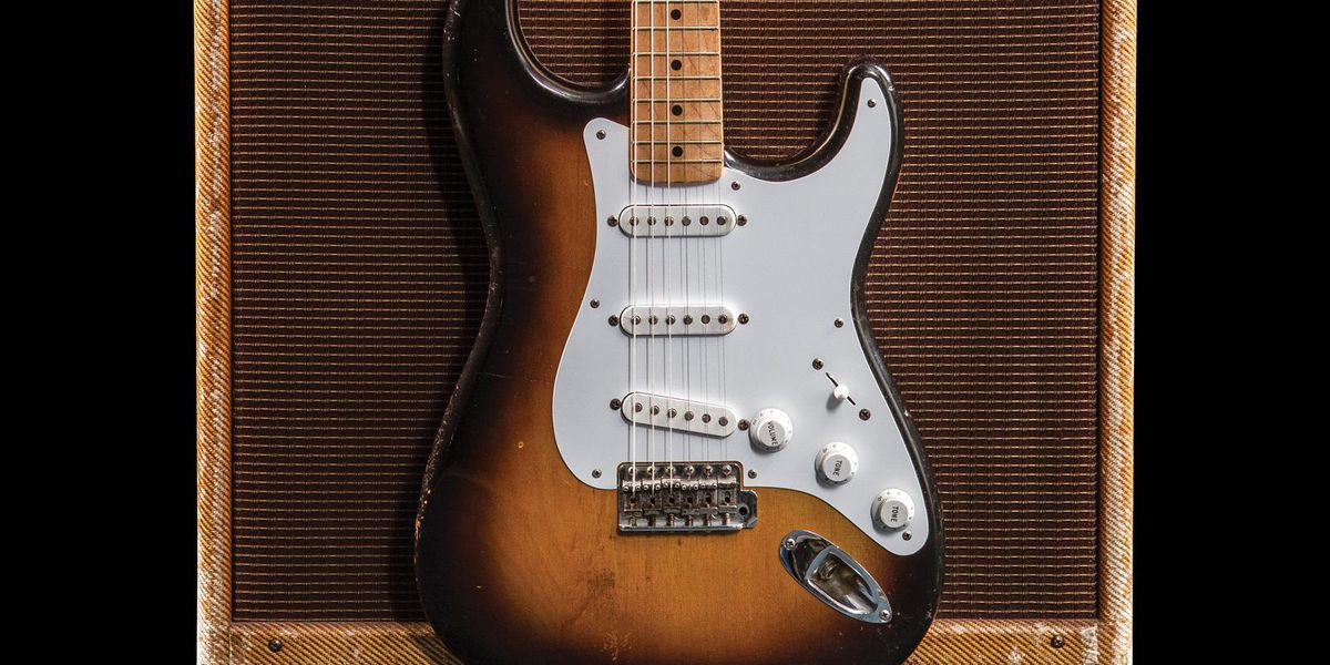 1957 Fender Stratocaster Photo A