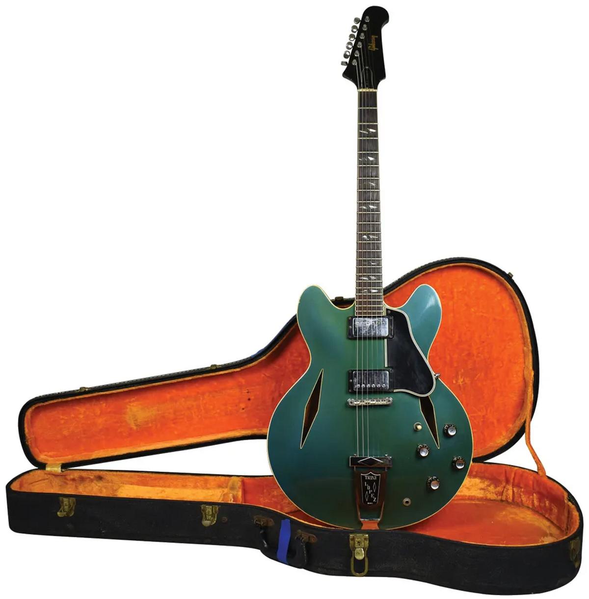 Vintage Vault: 1967 Gibson Trini Lopez Standard