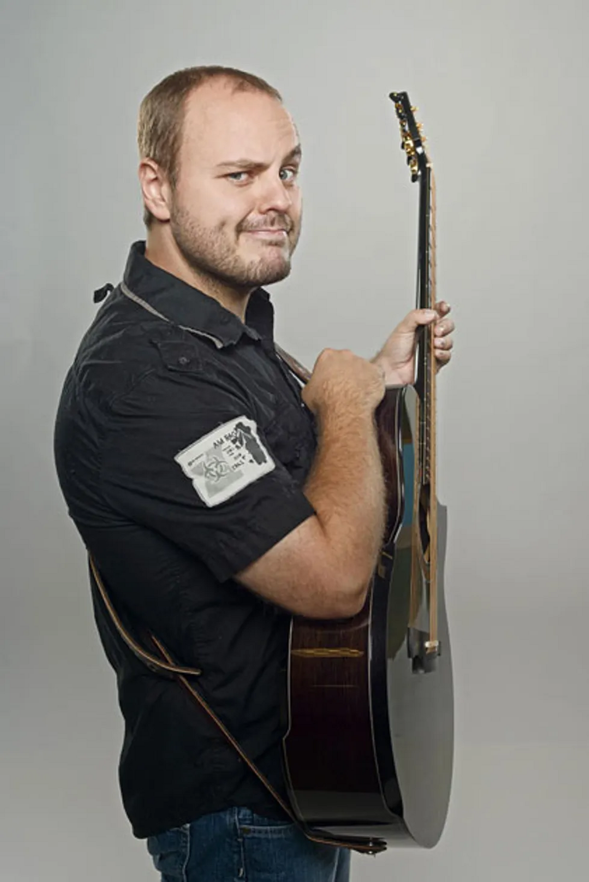 Andy McKee: Tapping into New Territory