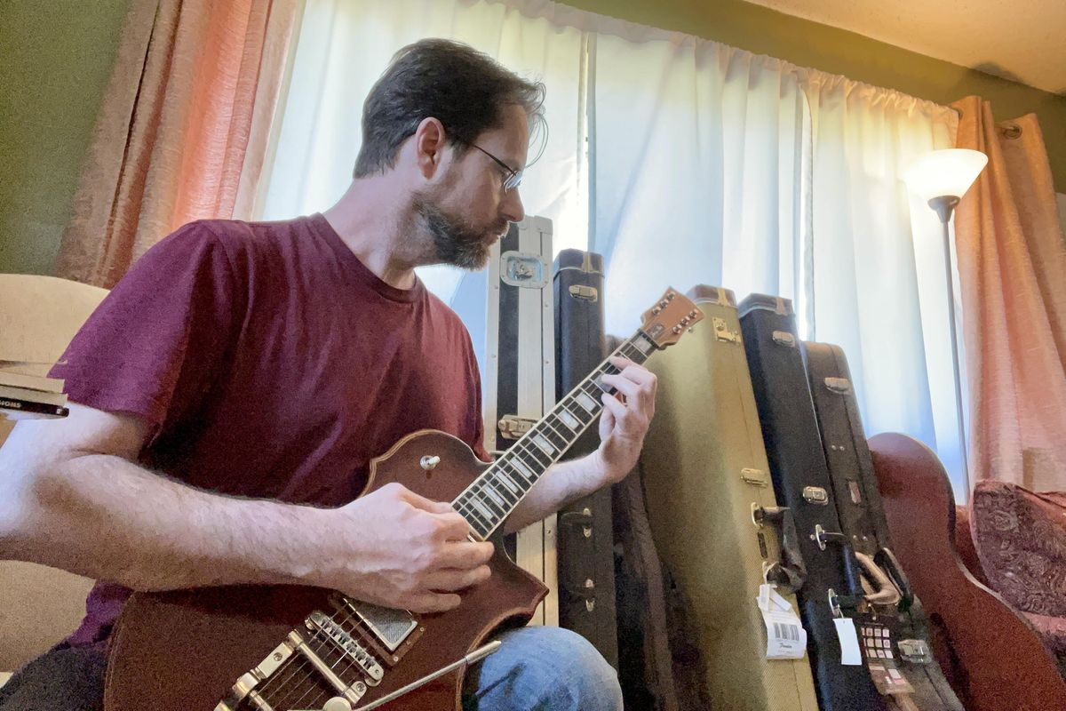 Reader Guitar of the Month: Larry Fine