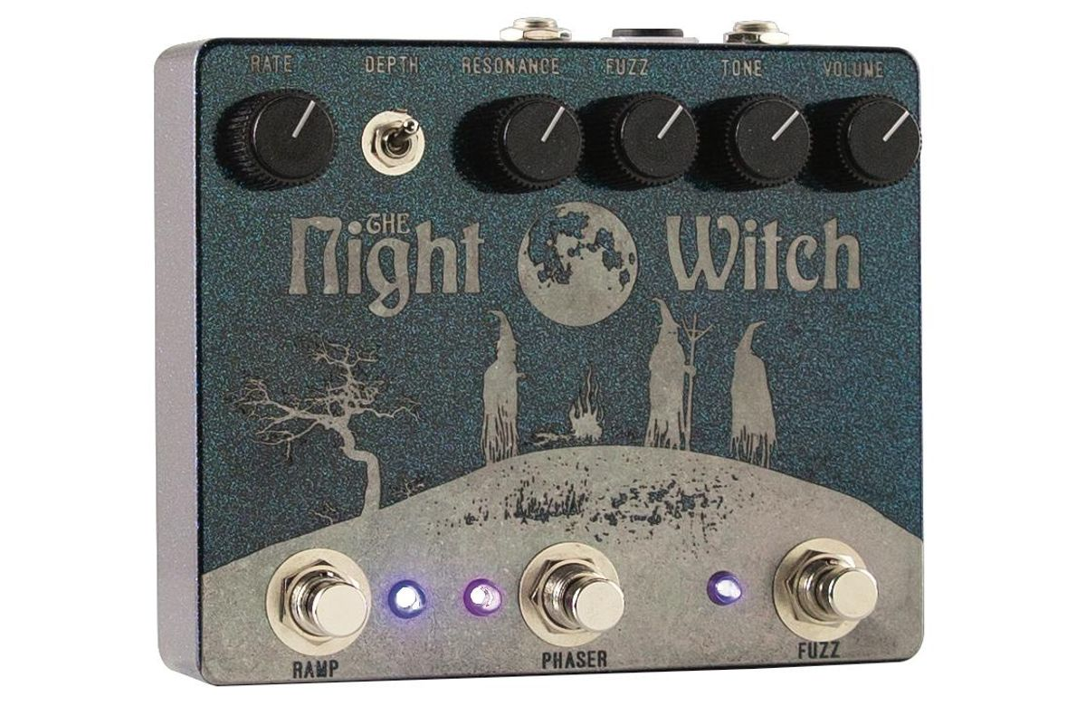 MSL Night Witch
