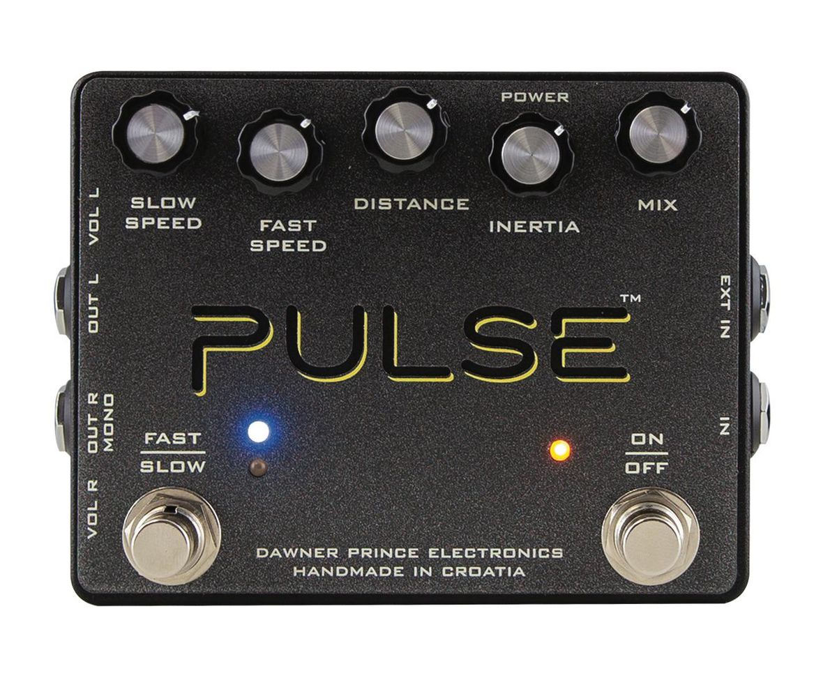 dawner prince electronics pulse rotary