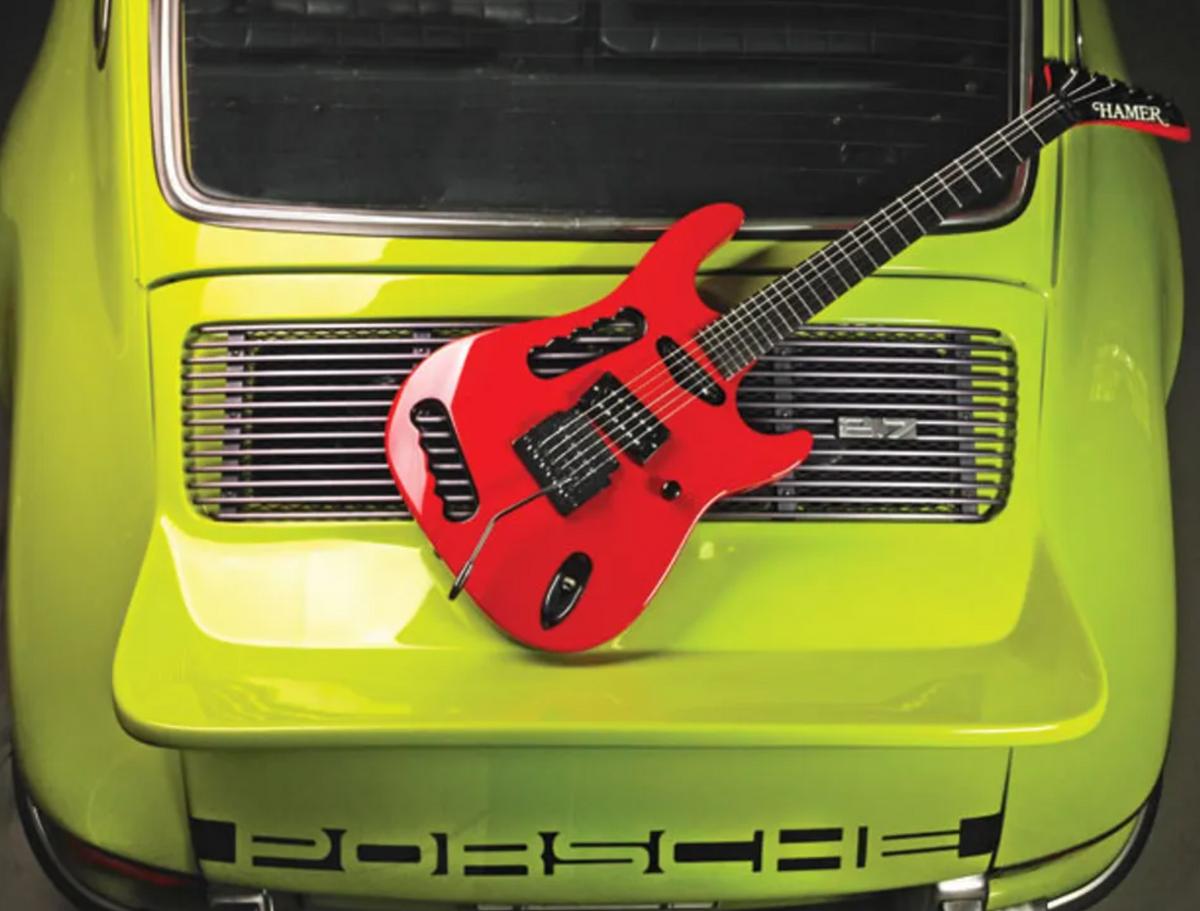 porsche hamer guitar