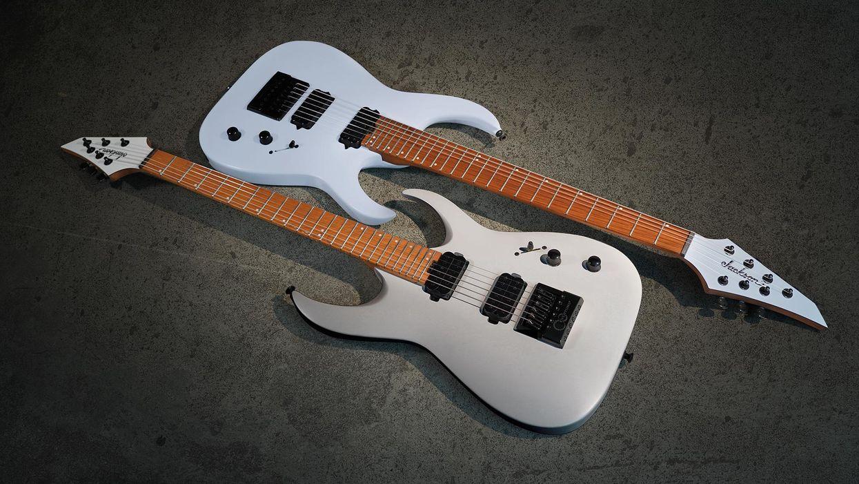 jackson guitars misha mansoor