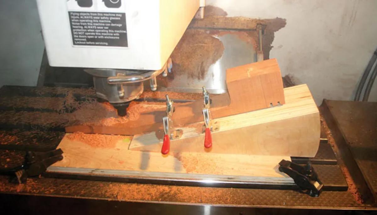 Acoustic Soundboard: CNC Technology in Guitar Making