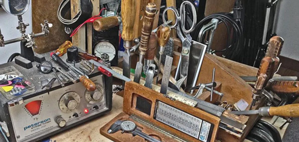 Esoterica Electrica: The Right Job for Tools