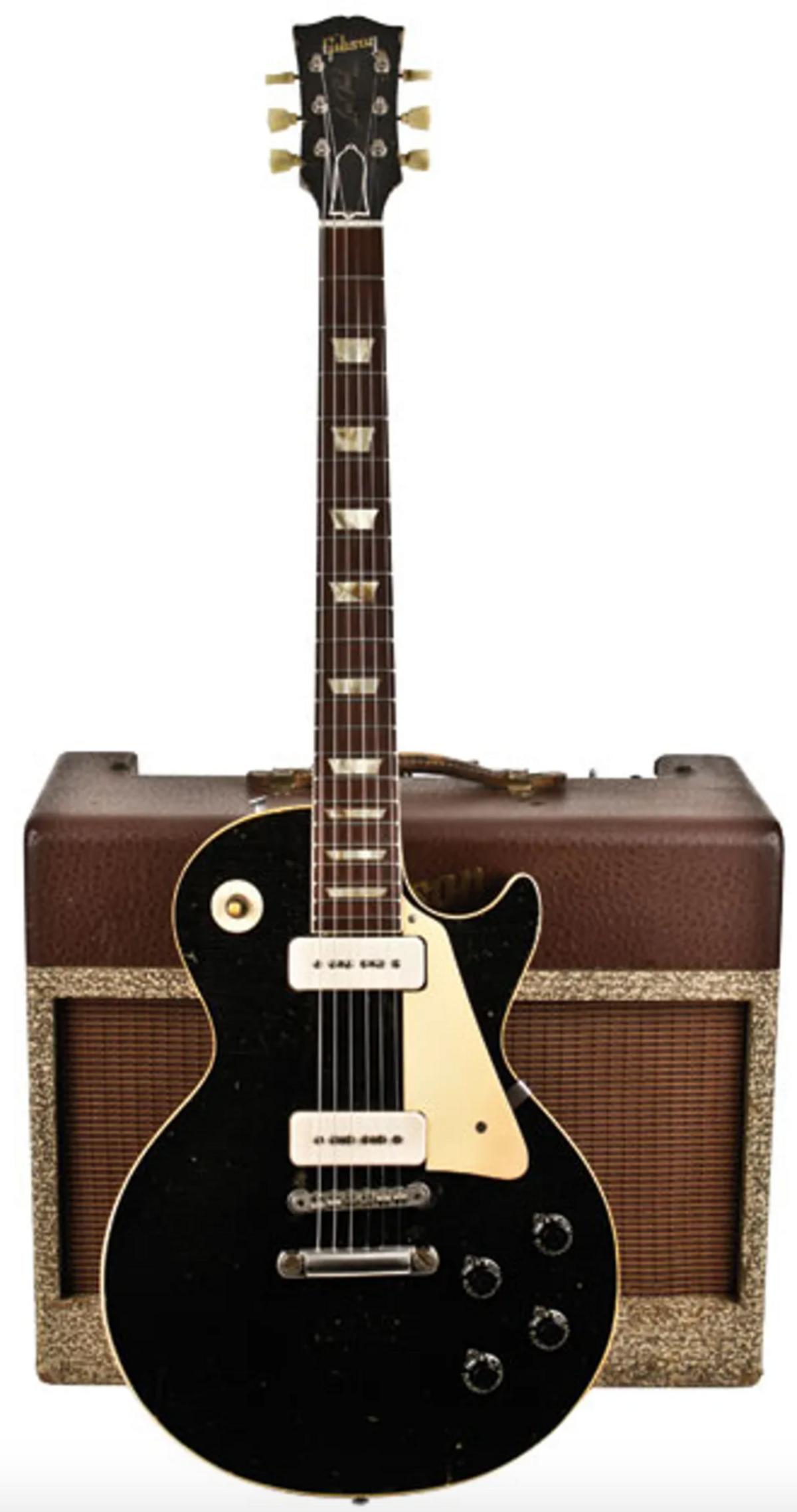 Vintage Vault: 1956 Gibson Les Paul Model