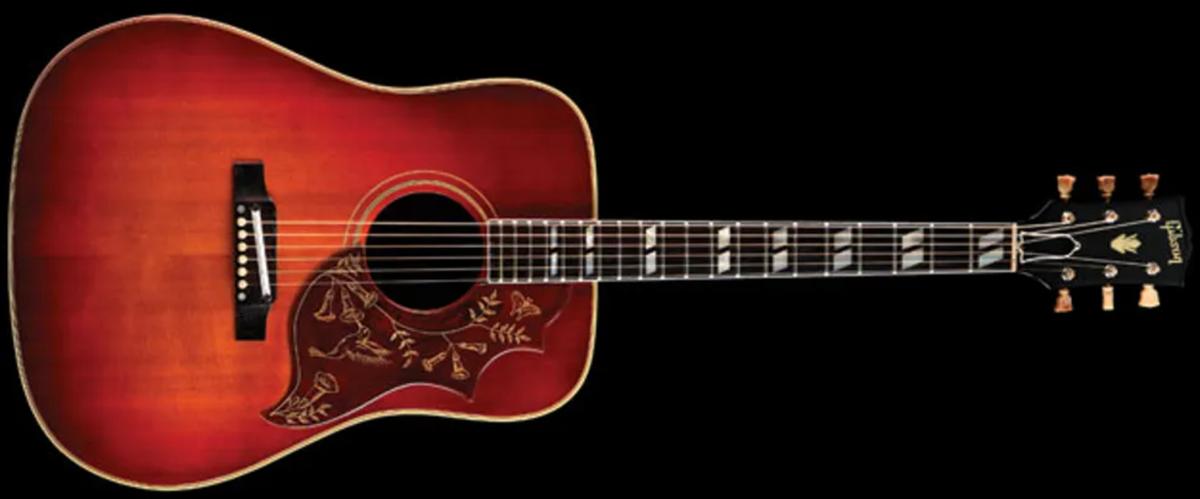 Vintage Vault: 1961 Gibson Hummingbird