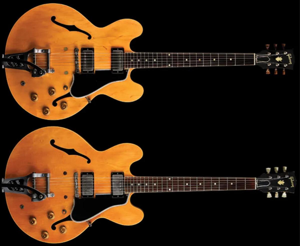 Vintage Vault: Gibson ES-335TN 1959 and 1960