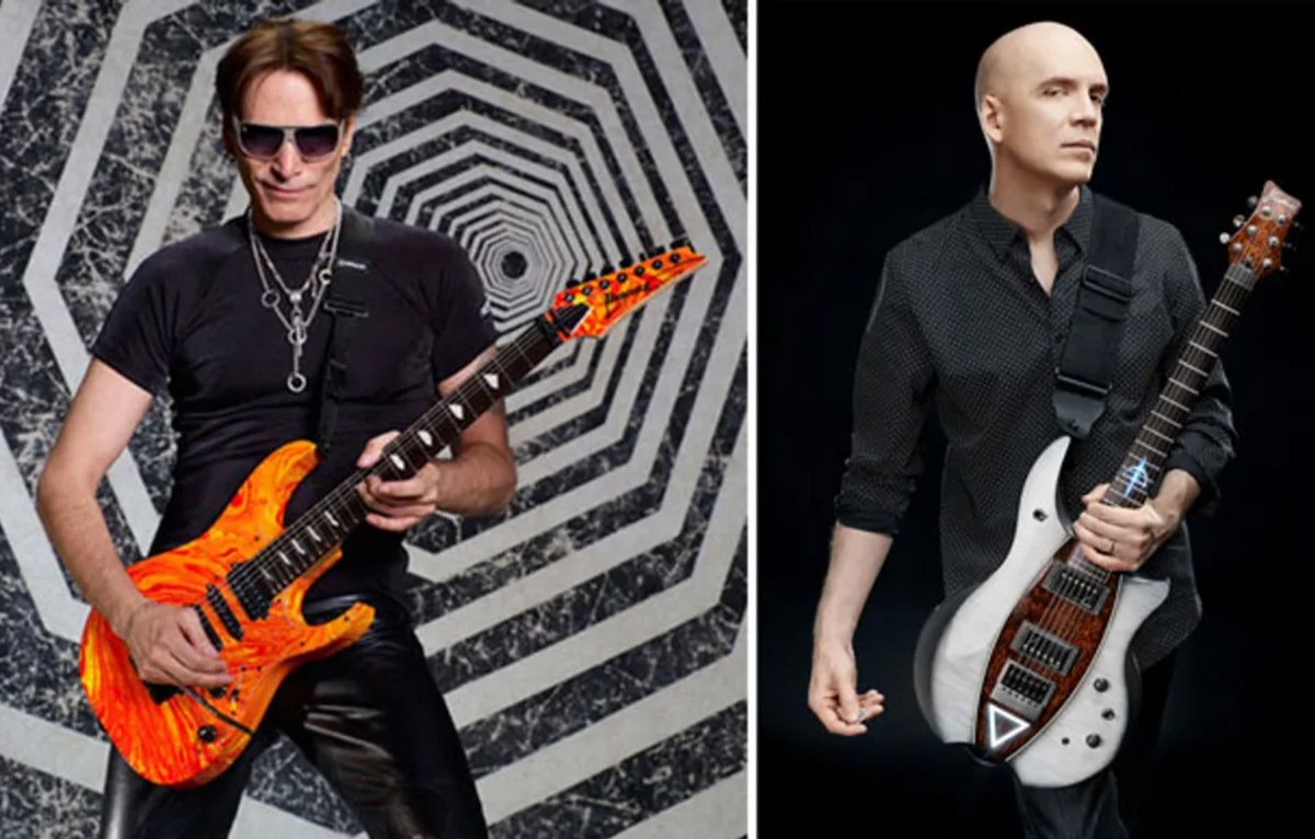 steve vai and devin townsend