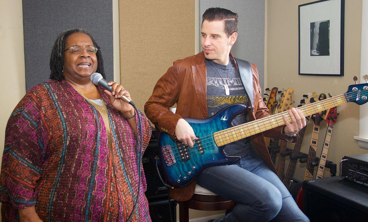 Bass duo