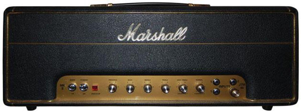 Marshall JTM 45 Plexi