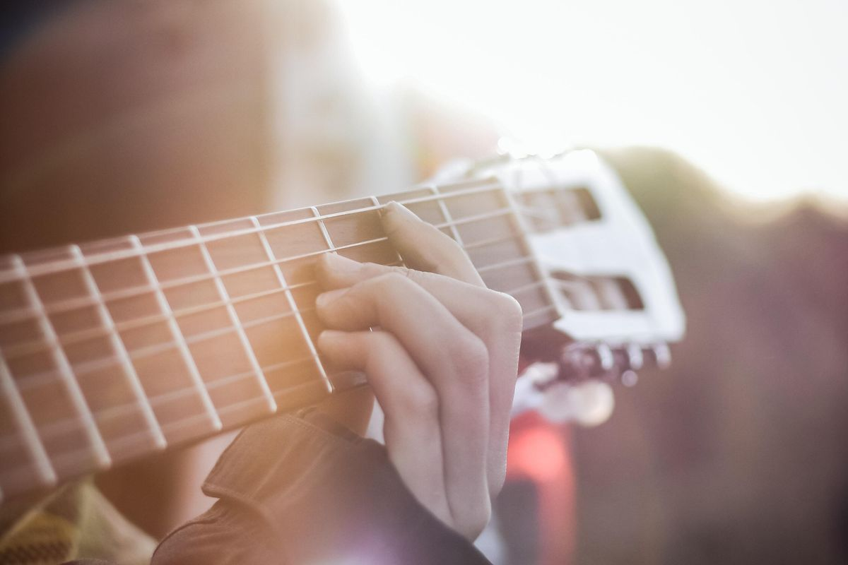 The Secret to Connecting Chords