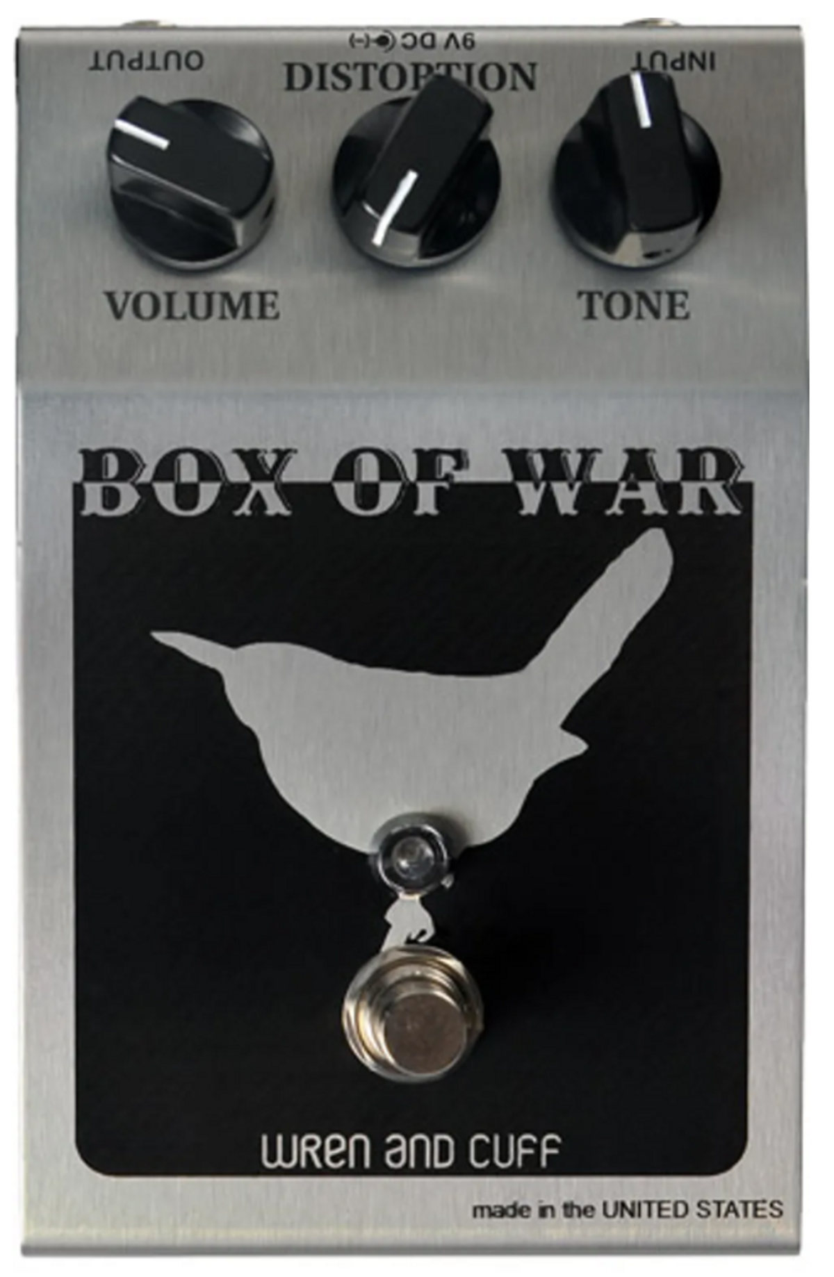 Wren and Cuff Box of War Pedal Review