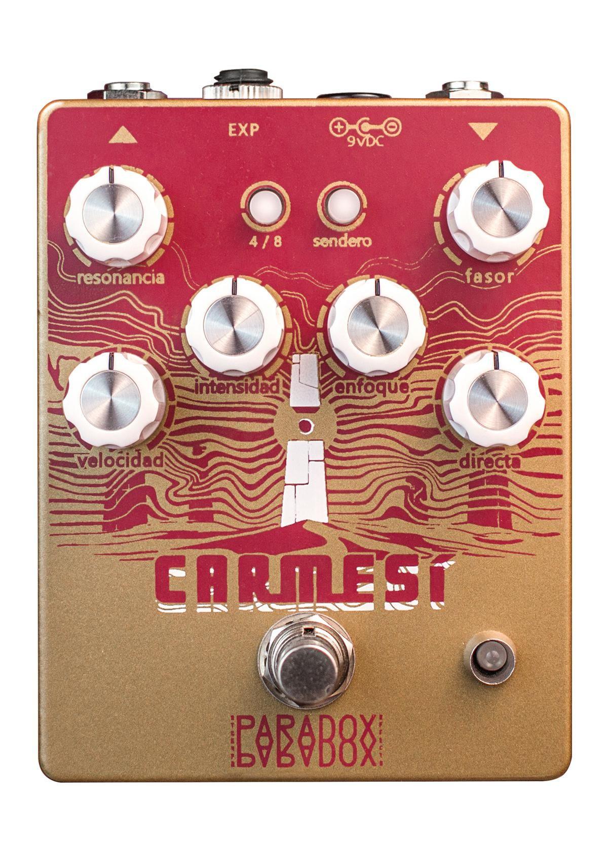 Paradox Effects Announces the Carmesí Phaser