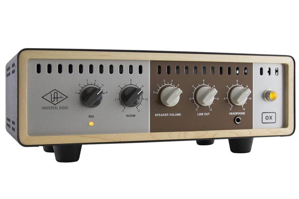 Universal Audio\u2019s Amp Top Box