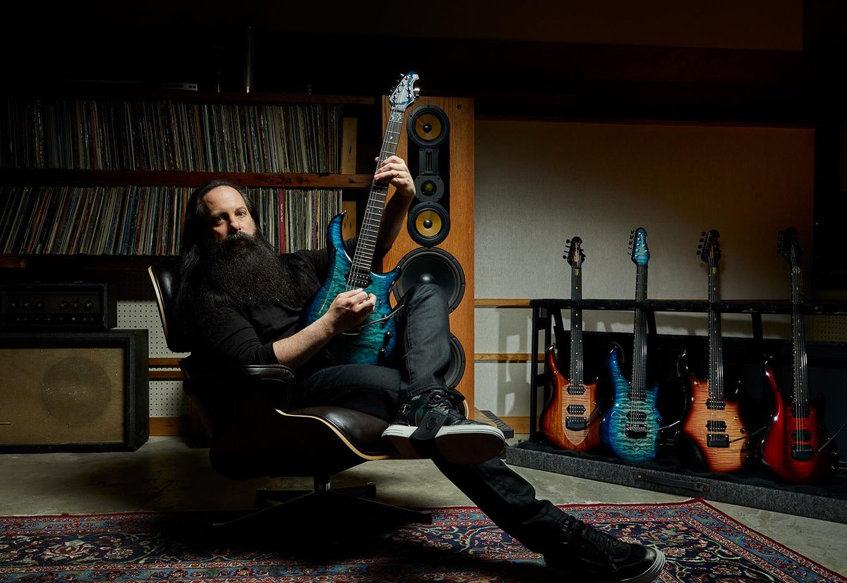 Ernie Ball John Petrucci