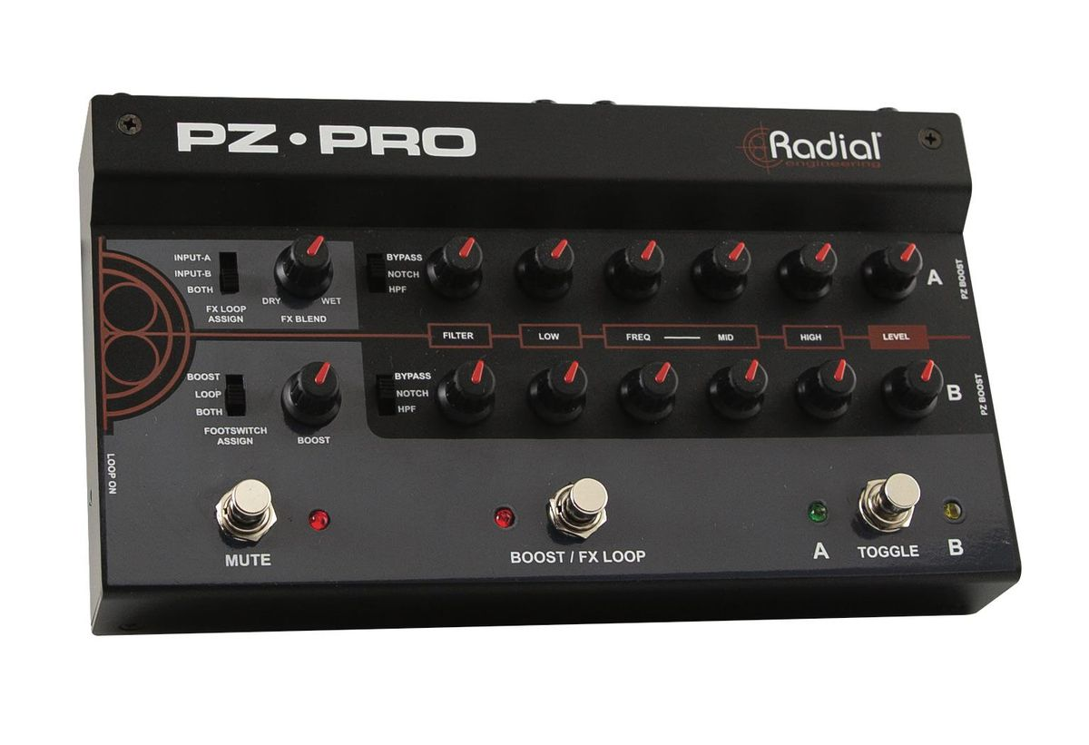 Radial PZ-Pro