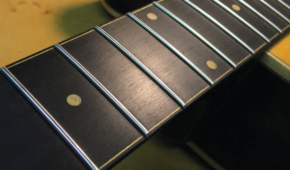 Guitar Shop 101: The Great Guitar Cleanup