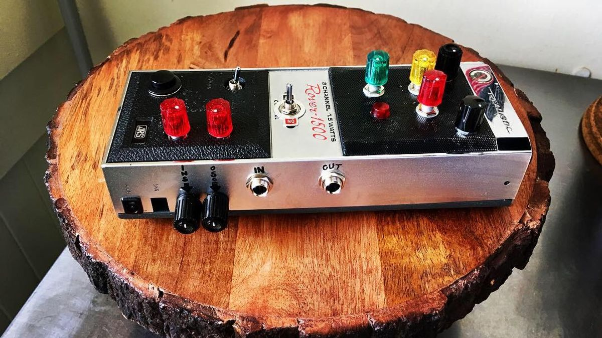 Look Out, King Tubby! Aisha Loe's Favorite Pedal Build