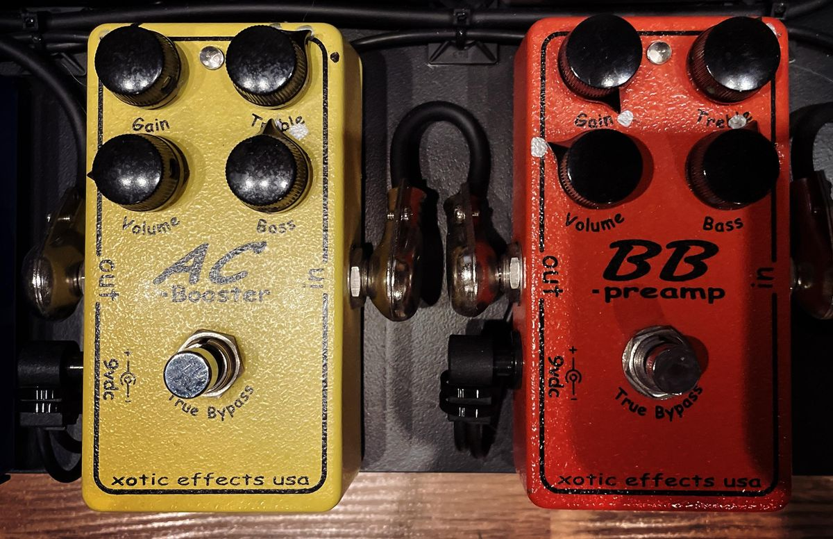 Gain Staging Pedals for Tracking