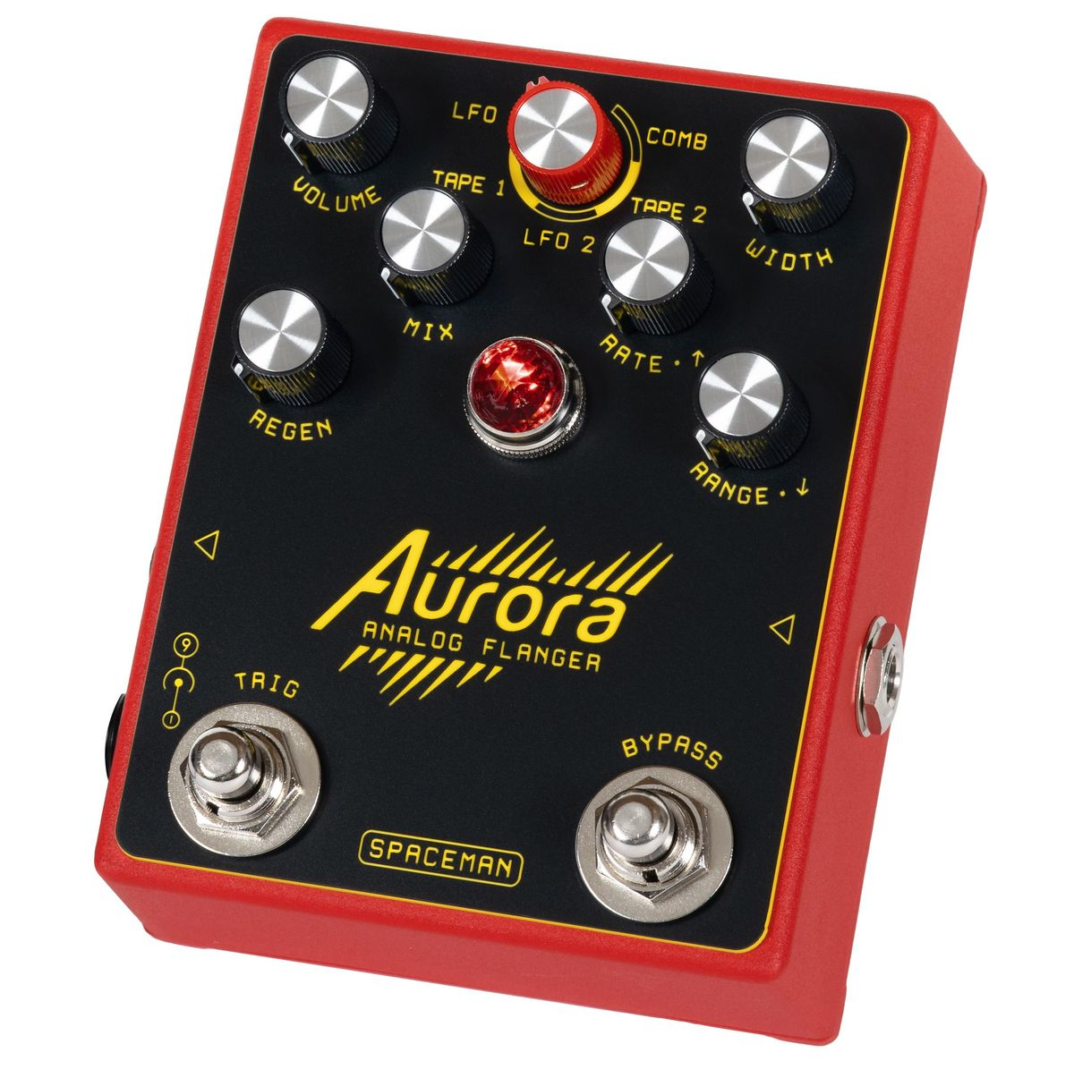 Spaceman Effects Releases the Aurora Flanger
