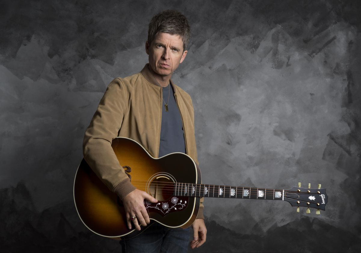 Gibson Releases the Noel Gallagher J-150