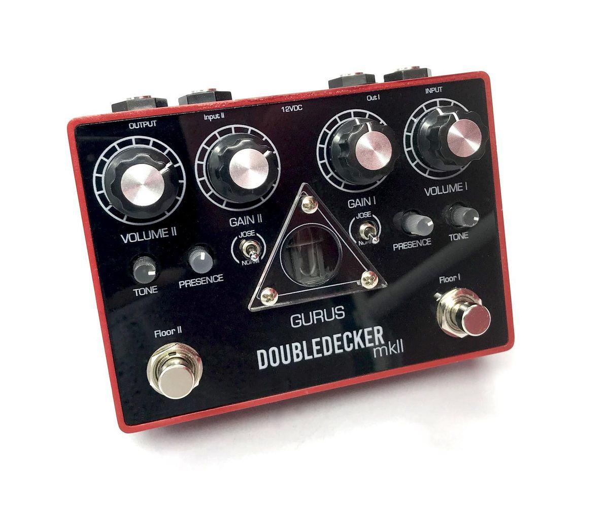 Gurus Doubledecker MkII