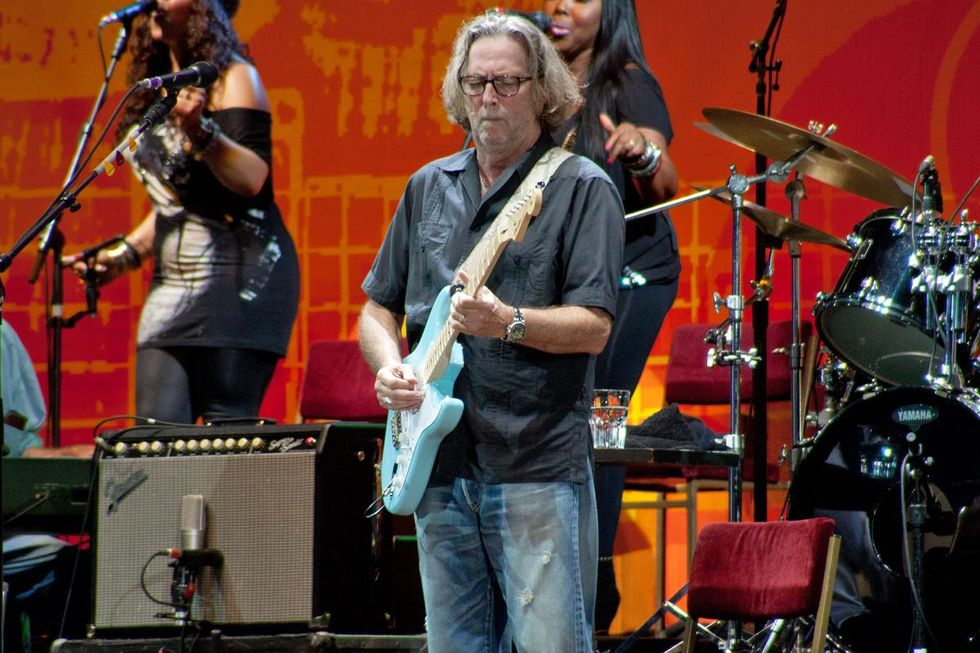 Eric Clapton Announces North American 2021 Tour