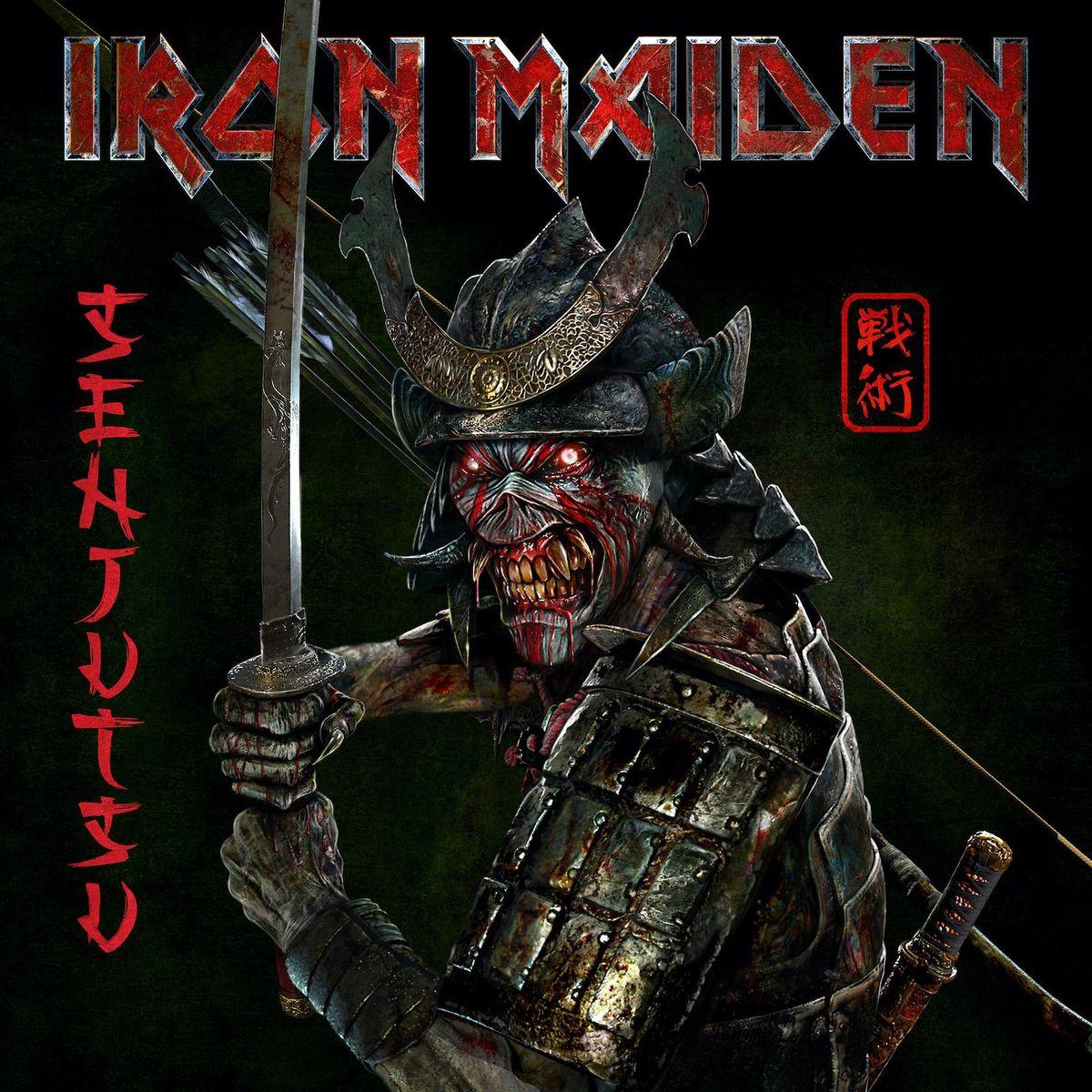 Iron Maiden Announces New Album
