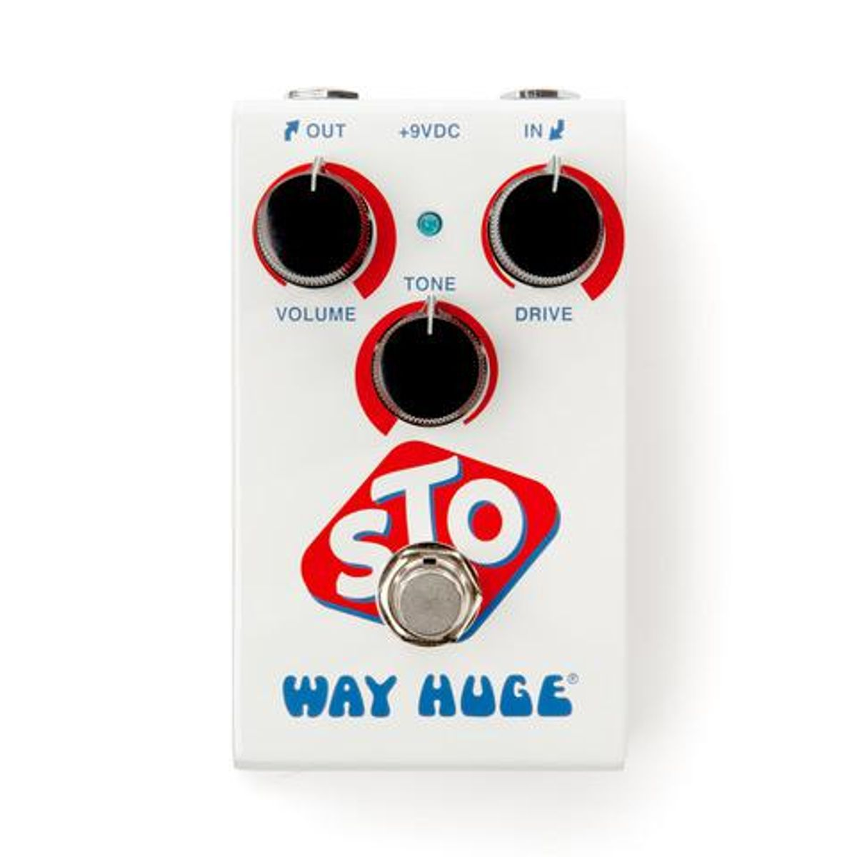 Way Huge Unveils the STO