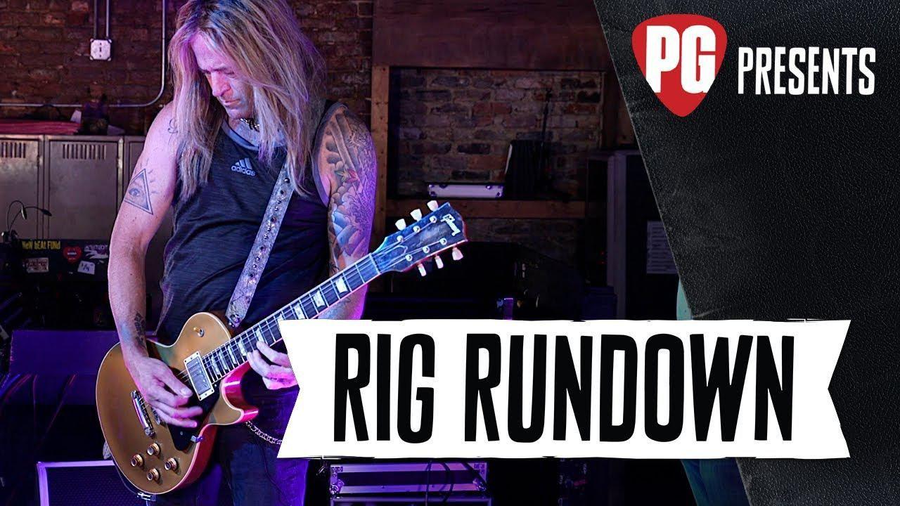 Rig Rundown: Tyler Bryant & The Shakedown
