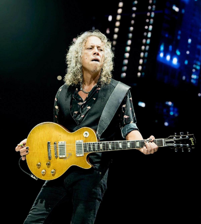Gibson Kirk Hammett