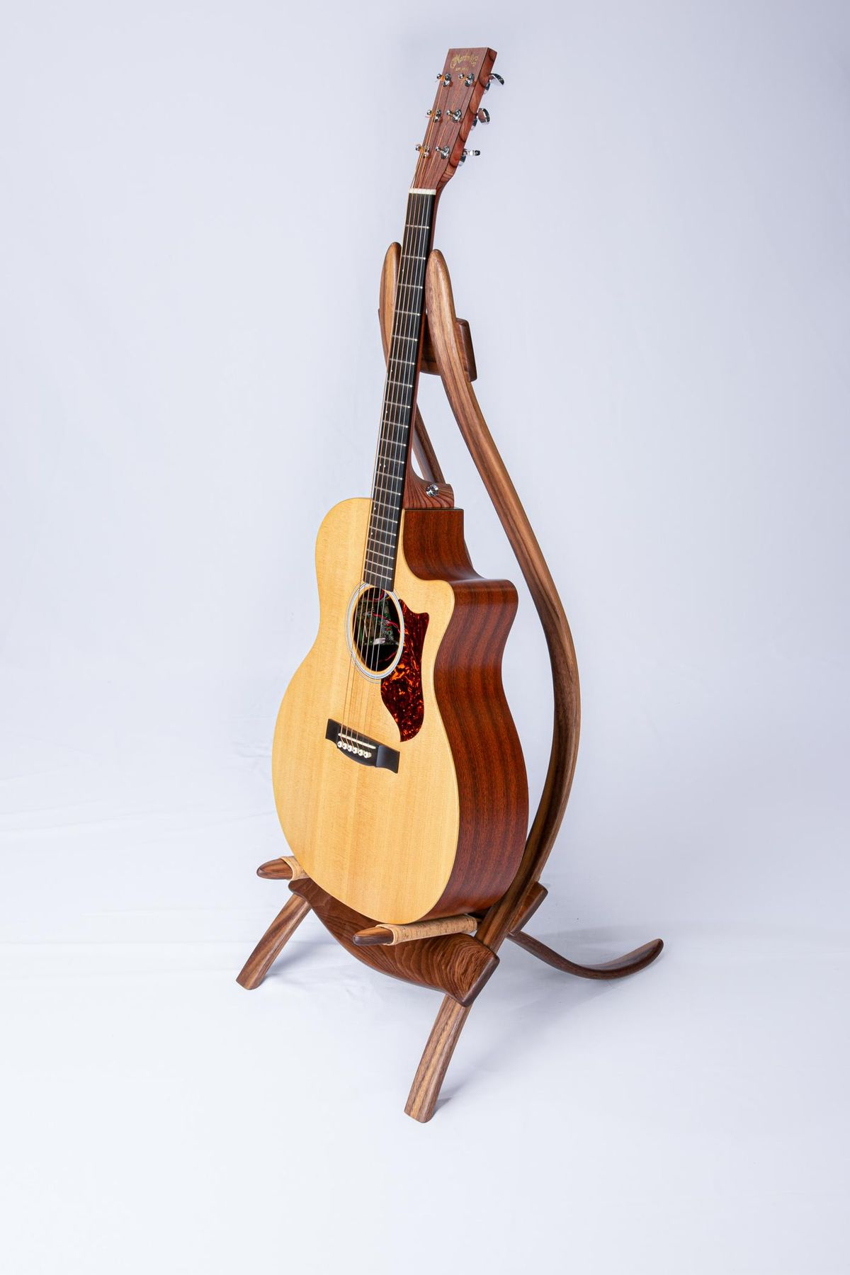 Natural Collection Unveils New Line of Guitar Stands