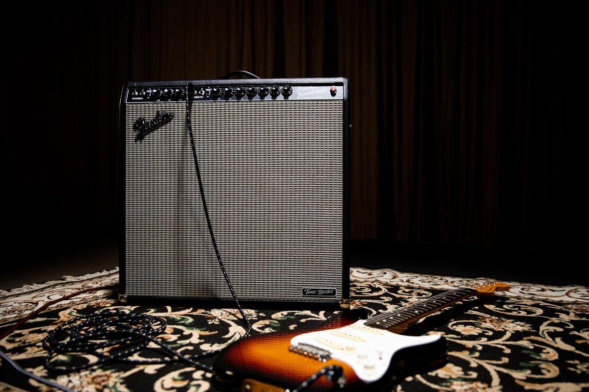 Fender Super Reverb Tone Master